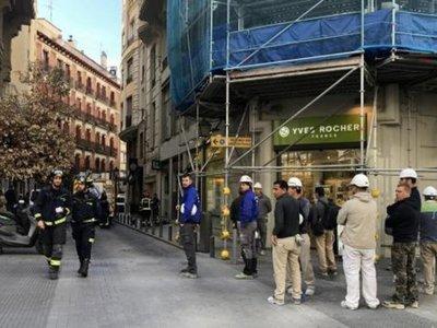 Paraguayo murió tras caer de un ascensor en Madrid