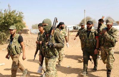 Tropas sirias y rusas entran en la estratégica ciudad de Kobane