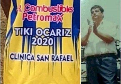 Tiki Ocariz ya se prepara para las internas liberales en Bella Vista