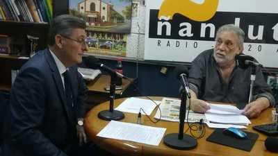 """""""El liderazgo de Acevedo ha trascendido una linea partidaria"""""""