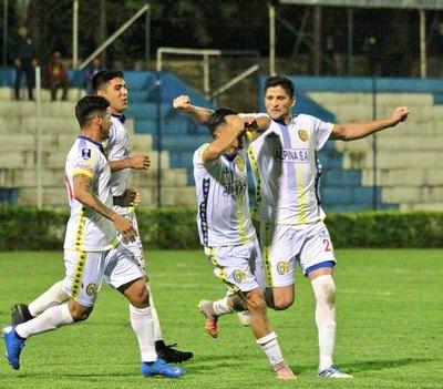 Capiatá acabó con la ilusión de Cristóbal Colón en la Copa Paraguay