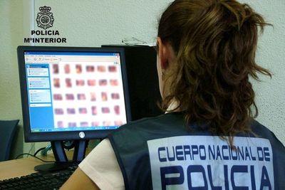 337 presos en 38 países por pornografía infantil en las redes de internet