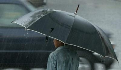 Anuncian lluvias para hoy y los próximos días