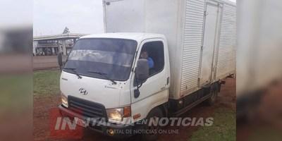 ASALTAN A REPARTIDORES SOBRE RUTA 6 A LA ALTURA DE PIRAPÓ