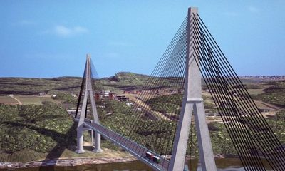 MOPC da vía libre para que consorcio inicie construcción de Segundo Puente en lado paraguayo