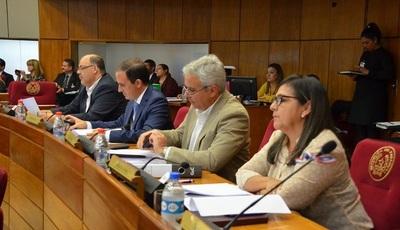 Senadores lamentan rechazo de modificación de la Carta Orgánica Policial