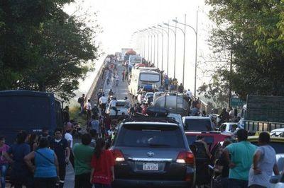 Asesor de Presidencia admite que procedimiento Policía en el puente Remanso fue equivocado