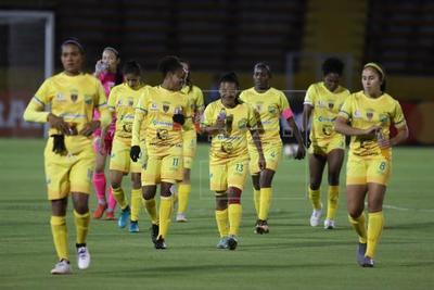 Ferroviaria, Cuenca y Huila a cuartos de final de la Libertadores femenina en Ecuador