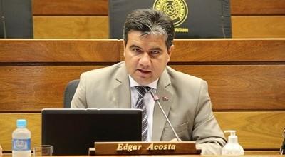 """Edgar Acosta: """"Hay sectores que están a gusto con el status quo de la policía"""""""