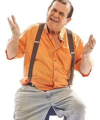 Aprueban pensión para el humorista Carlitos Vera