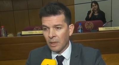 Senador no duda de responsabilidad de Abdo Benítez en firma de acta bilateral