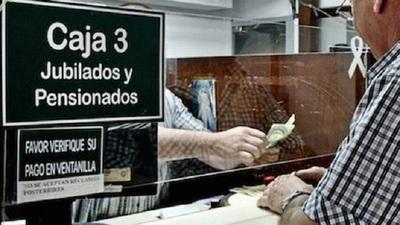 Estado gasta más de USD 1 millón al año en pensiones graciables