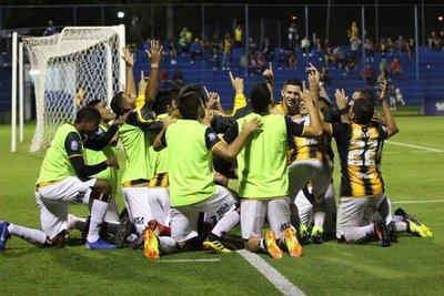 Ya están conformados los semifinalistas de la Copa Paraguay
