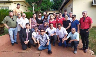 Miguel Prieto acuerda varios proyectos con el Centro de Pioneros de CDE