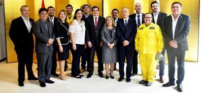 LA PAZ: EMBAJADA DE JAPÓN DONA 561 MILLONES PARA CONSTRUCCIÓN DE IMPORTANTE PUENTE
