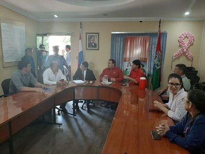 Asume interventor en la municipalidad de Benjamín Aceval