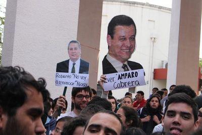 Fiscal ordena reanudar causa penal contra estudiantes de FIUNA