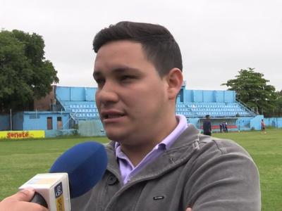 """Roberto Garcete: """"Queremos mostrar la otra cara de la Chacarita"""""""