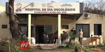 ANUNCIAN PARA MAÑANA GRAN COLECTA A FAVOR DEL HOSPITAL DIA ONCOLOGICO