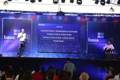 Basanomics: La economía se estancará en 2019