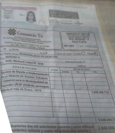 Consorcio TX presentó su primera factura de pago pero el sistema aún no fue implementado