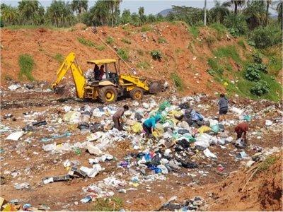 Yaguarón: Suspenden actividad en proyecto de vertedero privado