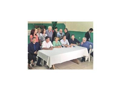 Opositores anuncian alianza para elecciones municipales