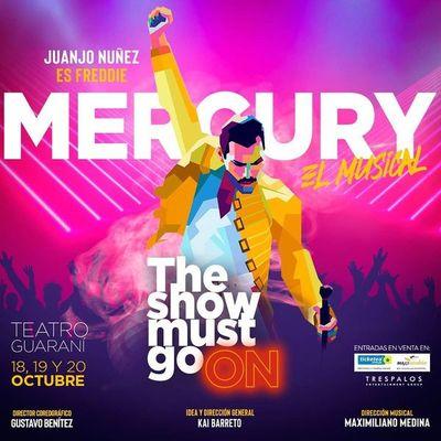 Estrenan musical sobre la vida de Freddie Mercury