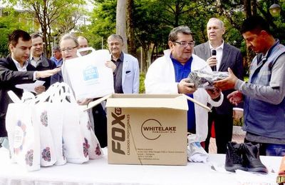 Diez barrios asuncenos competirán en reciclaje