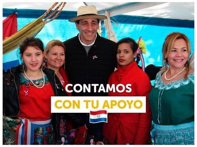 Candidato argentino lanza campaña política en guaraní