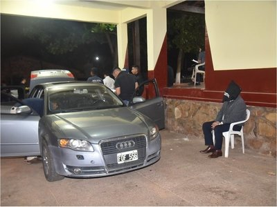 Detienen a ex cónsul paraguayo ante Argentina con 27 kilos de marihuana