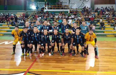 Fomento es campeón Sudamericano
