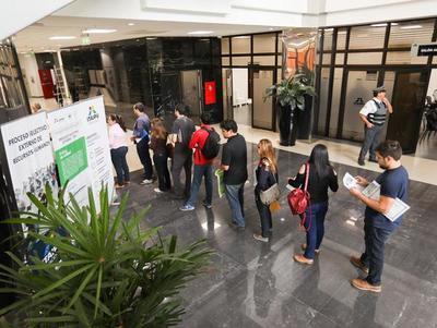 Esta tarde finaliza etapa de inscripción para el concurso de Itaipu