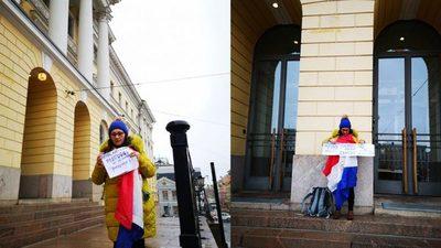 Protesta llega hasta Finlandia