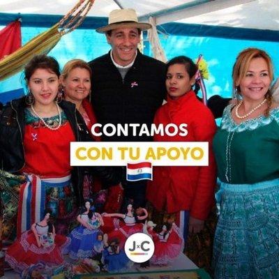 Usa el guaraní para seguir siendo intendente bonaerense
