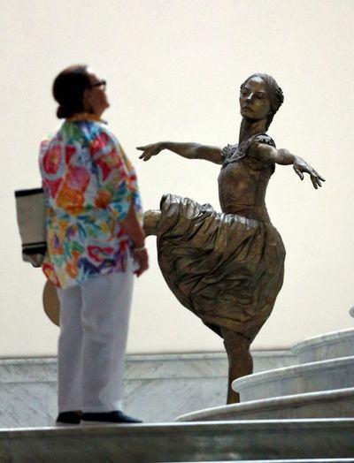 Cuba dará el sábado su último adiós a Alicia Alonso en teatro con su nombre