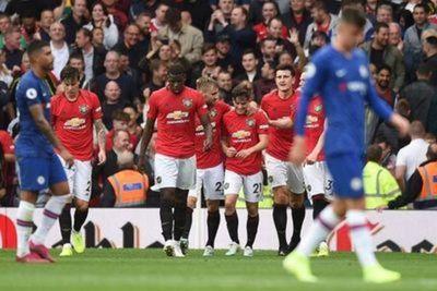 Liverpool visita al herido Manchester United