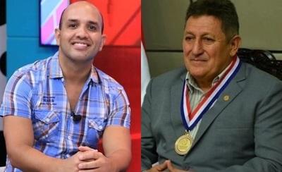"""Gustavo Corvalan se mostró a favor de la pensión a Romerito: """"Vos te mereces"""", dijo"""