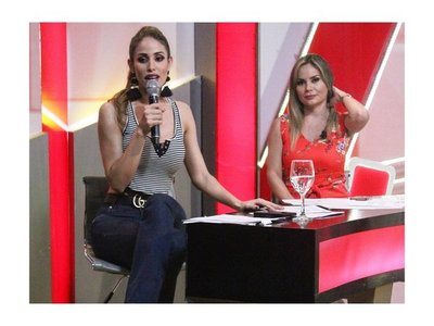 Noelia Vázquez tomó la silla de Arturito