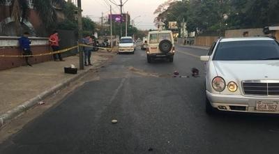 HOY / Piden informar sobre supuesta urgencia de ambulancia que arrolló a una mujer