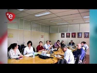 Importante reunión con técnicos de la JICA en Itapúa