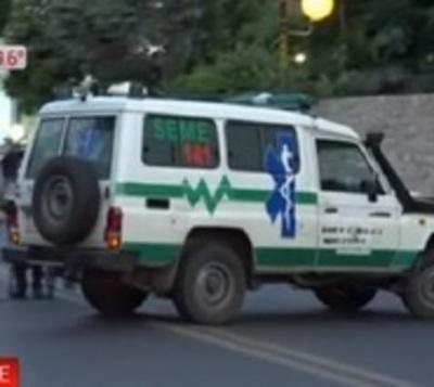 Fiscalía imputa a chofer de ambulancia que arrolló y mató a mujer