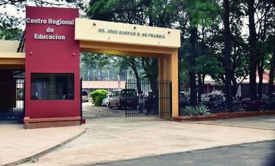 Denuncian irregularidades en Centro Regional Educativo de Ciudad del Este