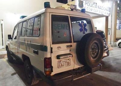 """Director del SEME sobre ambulancia que causó muerte: """"No tenemos dominio sobre ese móvil"""""""