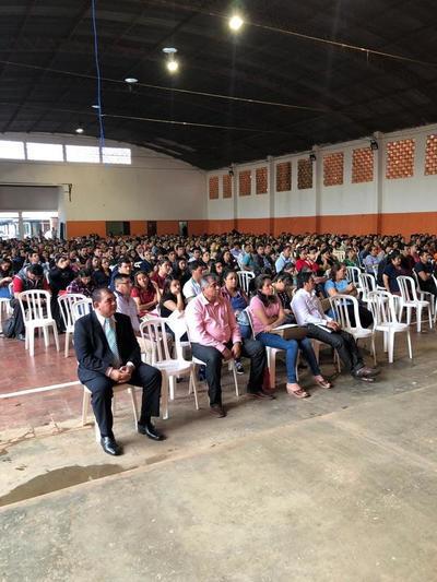 Abuso Sexual, suicidio y bullying, temas de capacitación docente en San Pedro