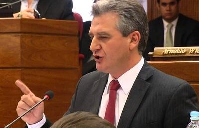 Bacchetta rechaza intento de reflotar Juicio Político