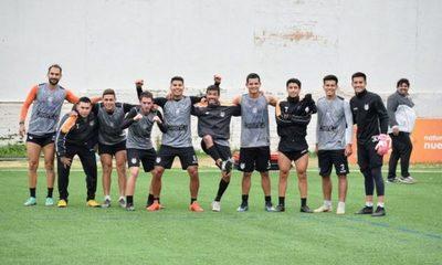 Finalmente jugadores de General Díaz se presentarán