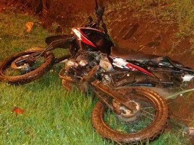 Militar fallece en accidente de tránsito en Itauguá