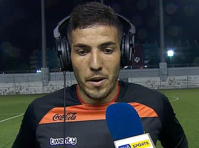 Alvaro Campuzzano destaca el compromiso de los jugadores