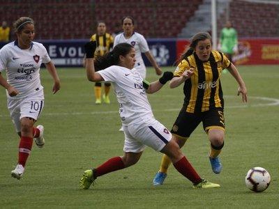 Las chicas del Ciclón avanzan a cuartos de la Libertadores